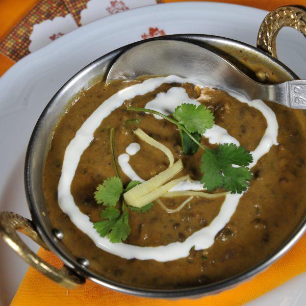 Dal (Lenticchie indiane con spezie aromatiche)