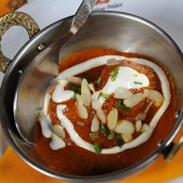 Malai Kofta (Polpette di formaggio e patate)