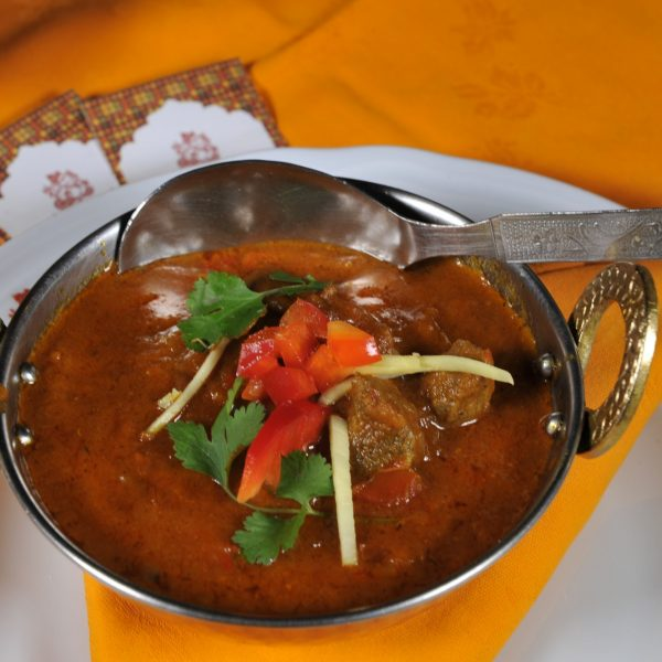 Mutton Rogan Josh (Agnello cotto con spezie miste)