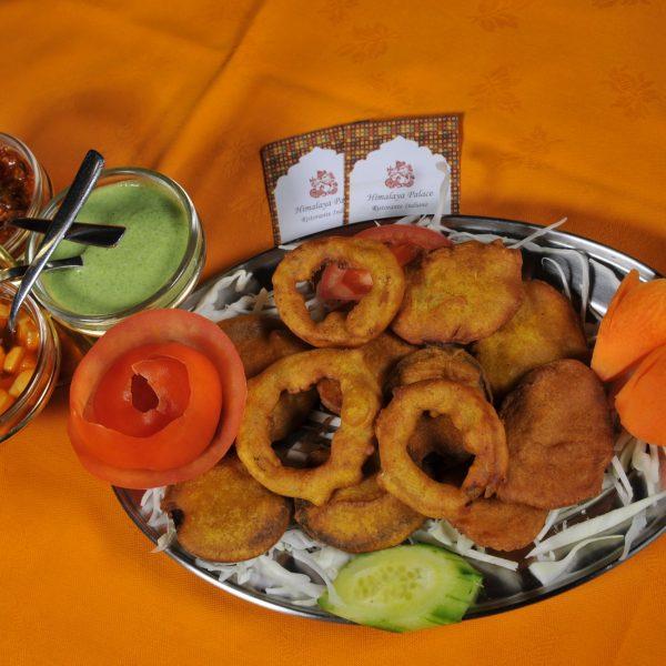Pakoras (Fritti di verdure)