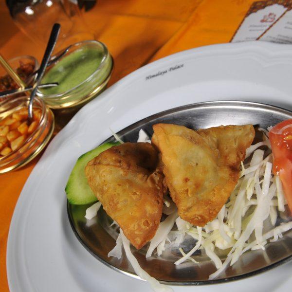 Samosa (Fagottini con patate e spezie)
